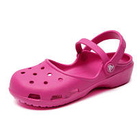 Женские сандалии CROCS  Karin Clog pink