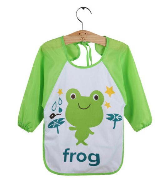 Фартук с рукавами для  творчества Frog (02385)