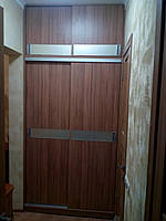 Шкаф купе встроенный в нишу, фото 1