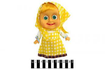 """Интерактивная кукла """"Маша в жёлтом платье"""" CQS-23D"""