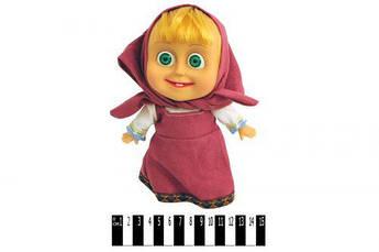 """Интерактивная кукла """"Маша в розовом платье"""" CQS-23В"""