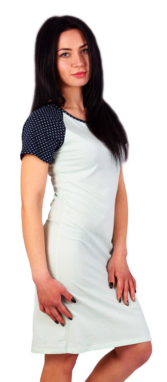 Жіноча нічна сорочка 0158