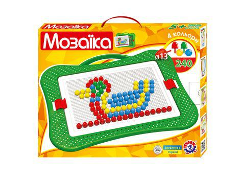 Мозаика (240 элементов) 3374
