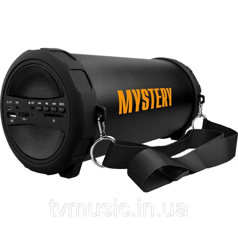 Портативная акустика Mystery MBA-733UB Black