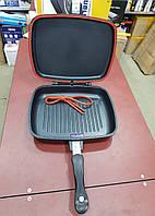 Сковорода для гриля двойная A-PLUS DOUBLE PAN (30 см)