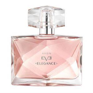 Парфюмерная вода Avon Eve Elegance (50 мл)/ Цветочно-фруктово-мускусный аромат.19134