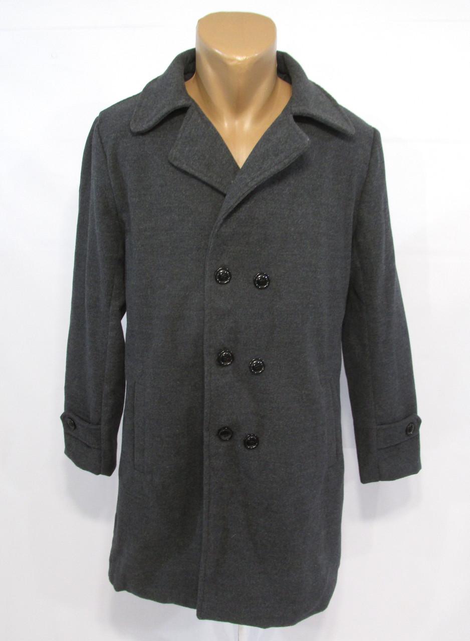 Пальто Zhelin, ~XL (20), серое, Новое!