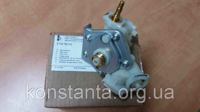 Водяной блок для газовой колонки Junkers-Bosch W10-2P, W11-2P, W11P