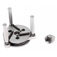 Ключ для снятия масляного фильтра трехлапый усиленный 106~160мм