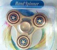 Fidget Spinner-игрушка антистресс (Звезды)