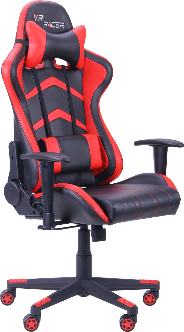 Геймерское кресло VR Racer Blaster
