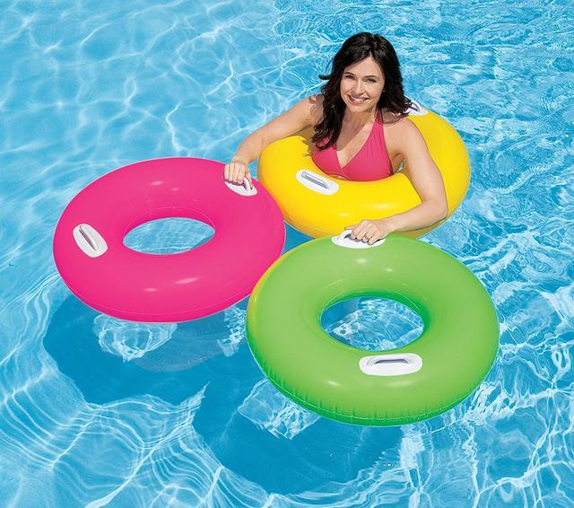Круг надувной для плавания Intex 59258