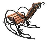 Кресло-качалка металлическая №1, фото 1