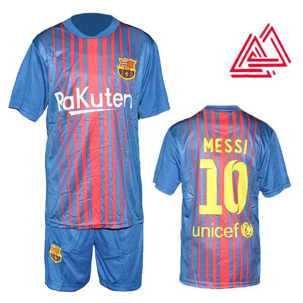 """Детская футбольная форма Барселона """"Месси"""" 6-15 лет новые модели  MC11801"""