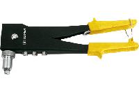 Заклепочник для заклепок алюминиевых 2.4, 3.2, 4.0, 4.8 мм, два пол, TOPEX 43E712