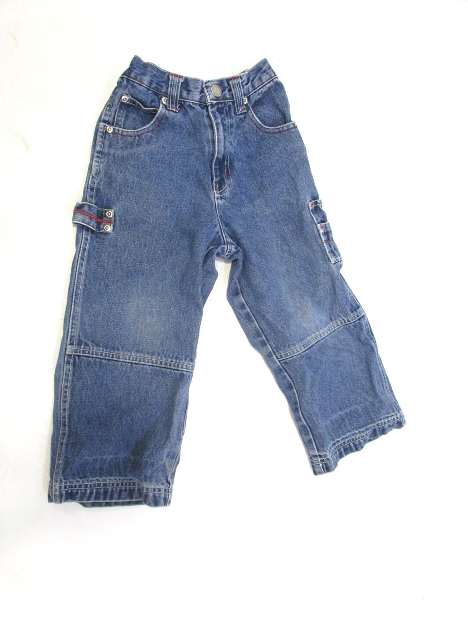 Джинсы детские Denim Wear, 4 года (104 см), мин. следы носки, Уценка!