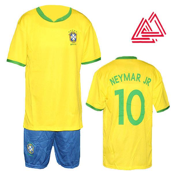 Подростковая футбольная форма Бразилия