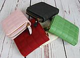 Гаманець маленький жіночий. Стильні гаманці. Якісні гаманці. Гаманці і сумки., фото 2