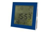 Термометр-гигрометр цифровой Стеклоприбор Т-06 синий