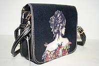 Сумка женская экокожа F1 4, маленькая женская сумка, сумка на лето, фото 1