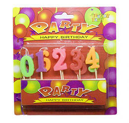 Свечи на день рождения 6840