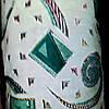 Мебельная ткань велюр ковровка бельгийка на натуральной шелковой основе ширина 140 см сублимация 5034