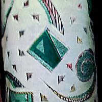 Мебельная ткань велюр ковровка бельгийка на натуральной шелковой основе ширина 140 см сублимация 5034, фото 1