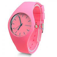 Женские часы Geneva Ice Pink