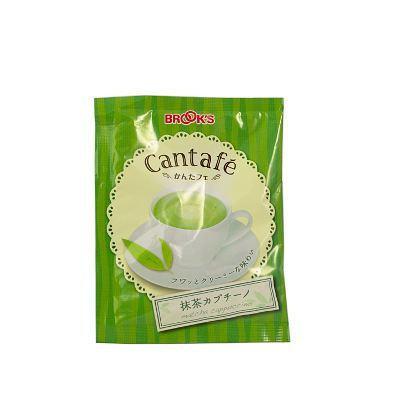 Зеленый чай Matcha Capputtino