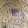 Мебельная ткань велюр Бельгия шпигель ковровка сублимация 5037