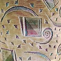 Мебельная ткань велюр Бельгия шпигель ковровка сублимация 5037, фото 1