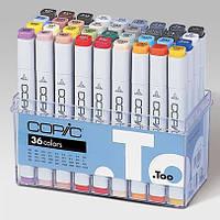 Набор маркеров Copic Marker Basic Set, 36 шт