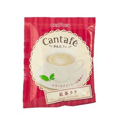 Черный чай Black Tea Latte