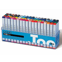 Набор маркеров Copic Marker Set A, 72 шт/уп