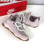Женские кроссовки Nike City Loop Particle Rose W. Живое фото. Люкс реплика ААА+, фото 3