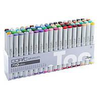 Набор маркеров Copic Marker Set B, 72 шт/уп