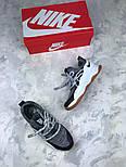 Женские кроссовки Nike City Loop Summit White / Anthracite - Cool Grey. Живое фото. Люкс реплика ААА+, фото 3