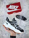 Женские кроссовки Nike City Loop Summit White / Anthracite - Cool Grey. Живое фото. Люкс реплика ААА+, фото 2