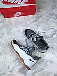 Женские кроссовки Nike City Loop Summit White / Anthracite - Cool Grey. Живое фото. Люкс реплика ААА+, фото 5