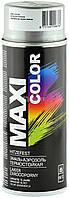 Термостойкая краска серебро Maxi Color 400 мл