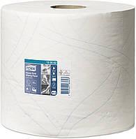 Протирочная бумага Tork 23.5 см x 34.0 см - белая, 170 м