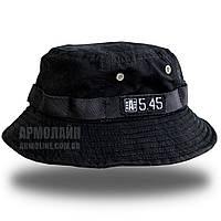 "Панама милитари ""5.45"" (BLACK), фото 1"