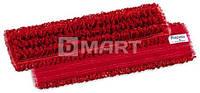 Моп из микрофибры 41 см x 10 см - красный