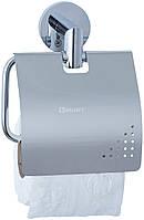 Держатель JOFEL для туалетной бумаги - серебристый