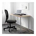 Регулируемая ножка для стола IKEA OLOV цвет алюминия 702.666.71, фото 3