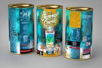 """Набор для творчества """"Гелевая свеча. Сияние океана"""" GS-01-02"""