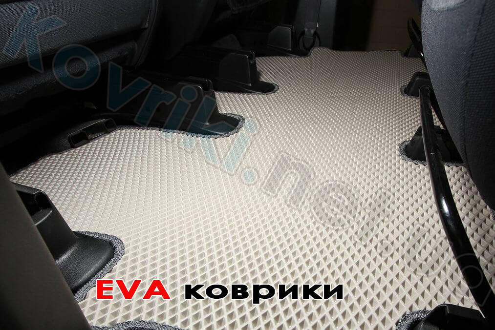"EVA коврики в салон Audi A6 (C4) (un)(1994-1997), комплект ""Стандарт"""