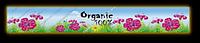 Декоративная полоска для мыла Organic 100%