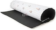 ШУМOFF Комфорт 6 звуко-теплоизоляционный самоклеющийся лист, толщина 6мм, 750 x 1000мм