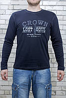 Реглан мужской Crown Jeans модель cr-116-01